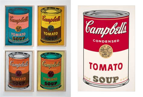 andy warhol soup cans a tribute to andy warhol dieline