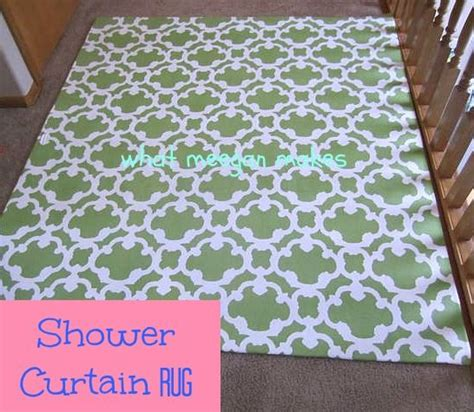 Diy Outdoor Rug With Fabric Best Of 2012 Shower Curtain Rug Decks Fabrics And Porches