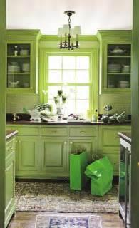 indogate decoration cuisine couleur verte