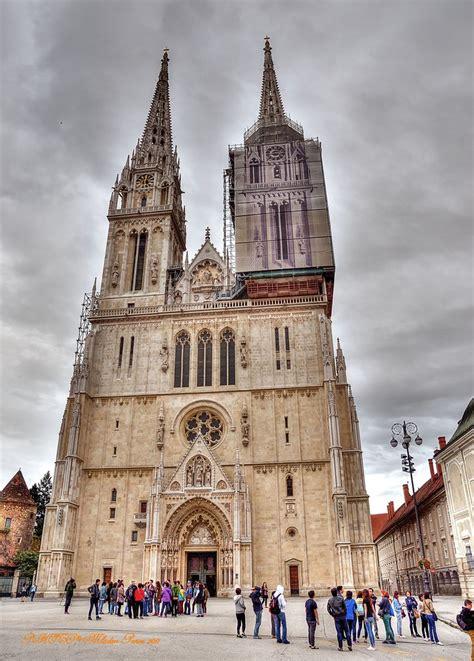 zagrebacka katedrala mladen peric flickr