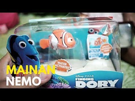 Mainan Anak Ikan Gerak Dori mainan anak ikan nemo dory bisa bergerak di air