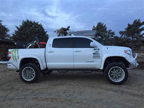 Toyota Tundra Lifted Trucks Toyota Tundra Lifted Truck Road Wheels