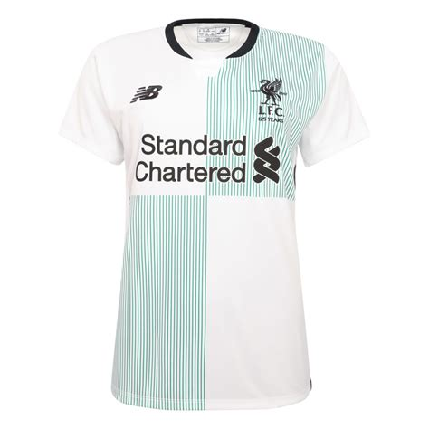 Liverpool Away 2017 by Liverpool 2017 2018 Away Shirt Wt730015 52 52