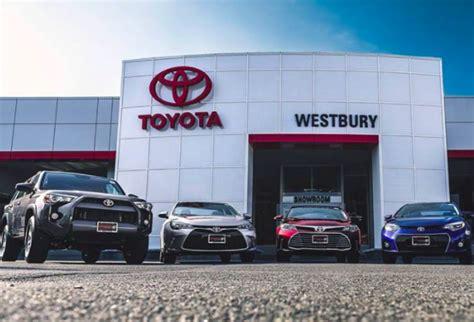 Westbury Toyota Westbury Toyota In Westbury Ny 516 272 4