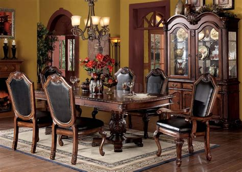exotic dining room sets luxury dining room 710 latest decoration ideas