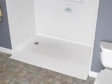 wheelchair bathtub barrier free shower base peoria accessibility products