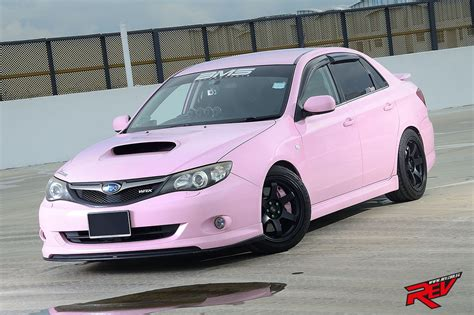 subaru pink pink wrx pictures to pin on pinsdaddy