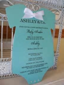 onesie baby shower invitations reserved for