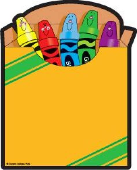 crayons clipart crayon cliparts