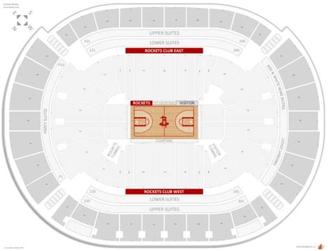 houston rockets seating chart toyota center toyota center interactive seating chart brokeasshome