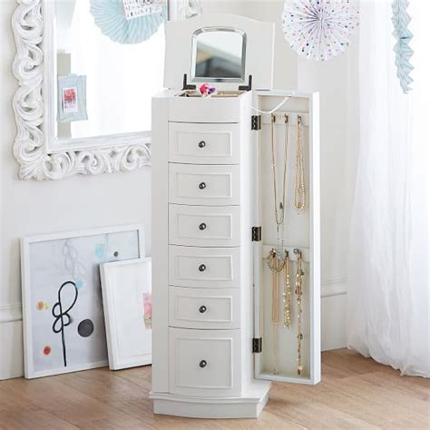 Chelsea Jewelry Armoire by Chelsea Jewelry Armoire Pbteen