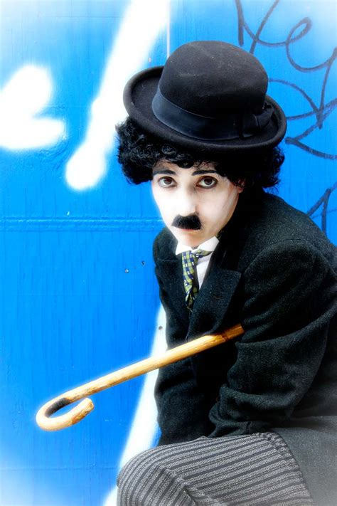 charlie chaplin biography resume about ananda