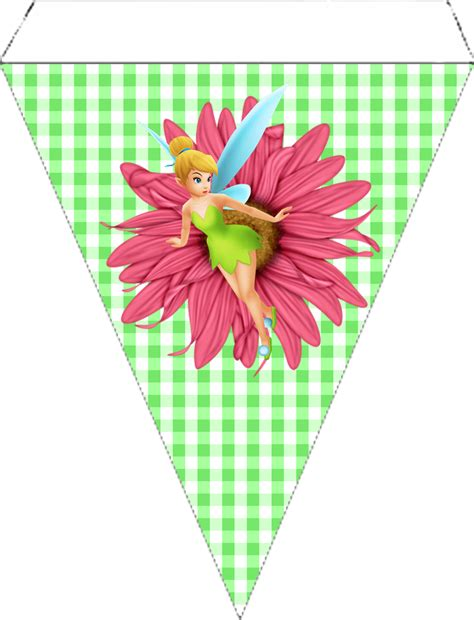 printable tinkerbell banner tinker bell free printable birthday party kit oh my
