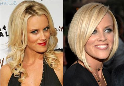 what kind of extensions does jenny mccarthy do you like jenny mccarthy s hair better long or short