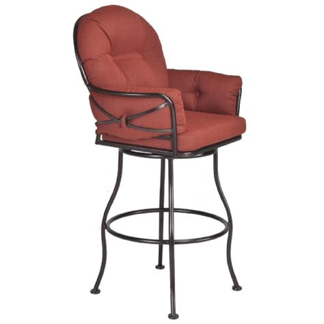 Swivel Bar Stool Replacement Seats by Ow Replacement Cushions Cambria Club Dining