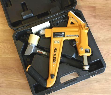 Flooring Nailers: Pneumatic or Manual?   Kapriz Hardwood