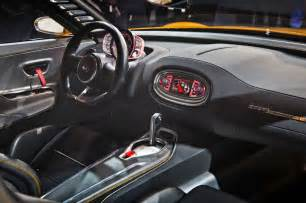 Kia Gt4 Stinger Interior Detroit 2014 Kia Gt4 Stinger Is A Quot Conceivable Quot Future