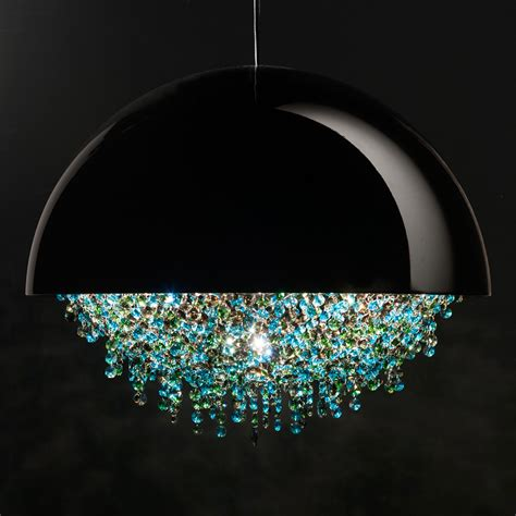Chandelier Contemporary Contemporary Domed Chandelier