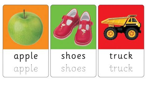 printable first words flashcards for toddlers the truth about flashcards for toddlers who don t yet talk