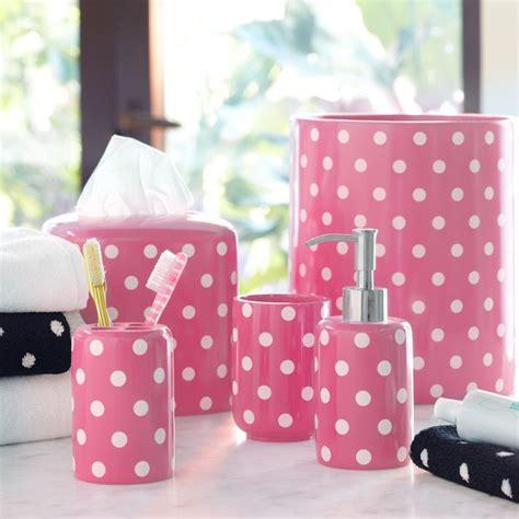 polka dot bathroom how to style female bathroom interior design ideas