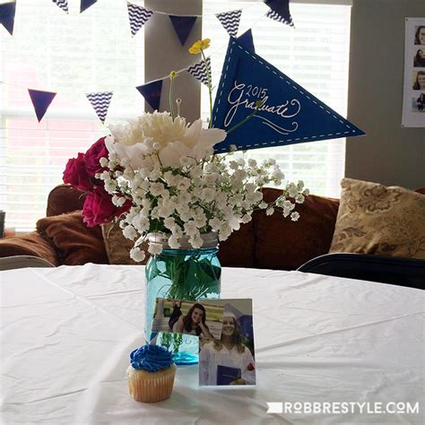 diy graduation party ideas robb restyle