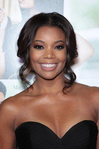hair and makeup union gabrielle union love almost any movie she is in people