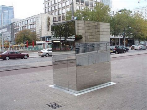 see through public toilet lets you do a number two while