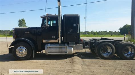 Florida Sleeper by 1984 Freightliner Fl Sleeper