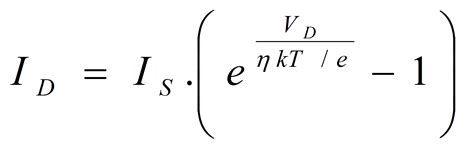 current equation for diode 2 3 the diode characteristic electronic circuits
