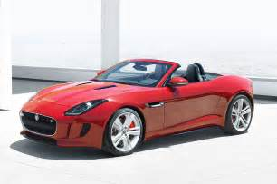 2014 F Type Jaguar 2014 Jaguar F Type Left Front Photo 2