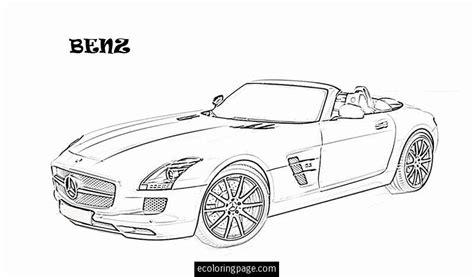 Free Colouring Pages Sports Cars L L L L L