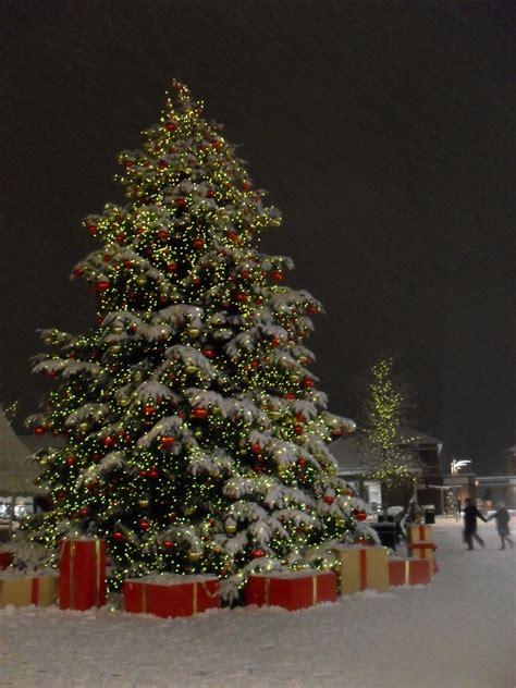 designer weihnachtsbaum outlet roermond foto bild