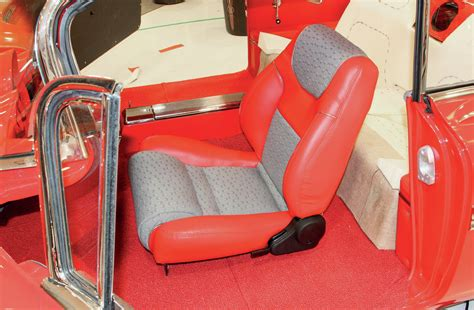 comfortable bucket seats interior makeover for a 1959 chevy impala the 2014 street
