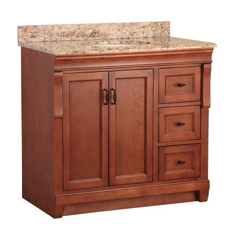 bathroom vanities naples fl foremost naples 37 in w x 22 in d vanity in warm
