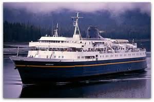 alaska ferry adventures tours of alaska on the alaska