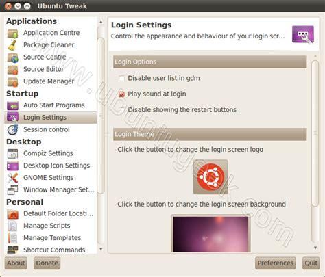 screen layout editor ubuntu install ubuntu tweak linux for daily need