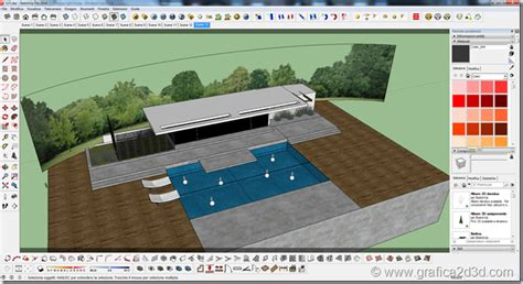 tutorial vray sketchup 2016 tutorial vray sketchup light house