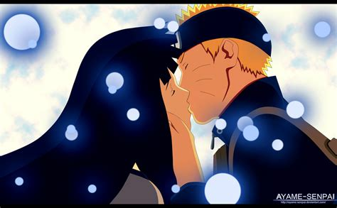 film naruto kiss hinata naruto and hinata kiss the last by ayame senpai on deviantart