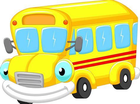 imagenes buses escolares animados fotomural escuela de dibujos animados bus escuela