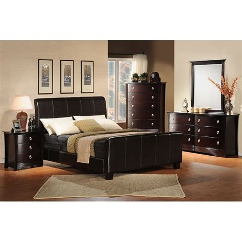 bedroom furniture syracuse ny syracuse upholstered sleigh bedroom set homelegance