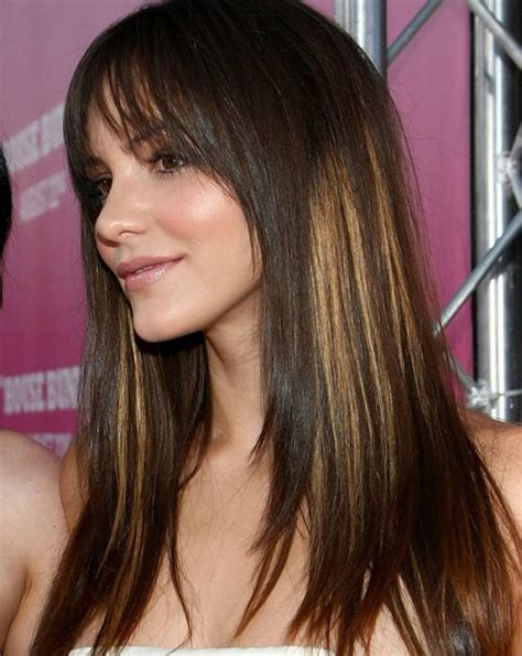 can you have short bangs with ombre hair flirty hairstyles haircuts hairdos careforhair co uk