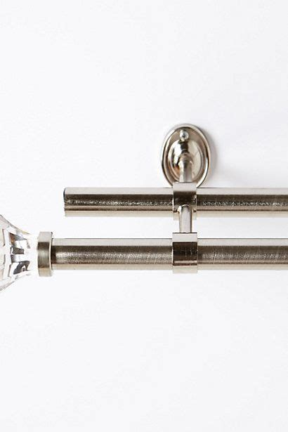 anthropologie curtain rod 43 best images about new house curtains on pinterest