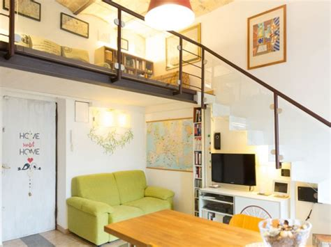 come arredare un piccolo appartamento un appartamento di 55 mq ristrutturato con soppalco