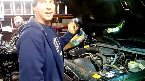 fix  heat dodge dakota  youtube