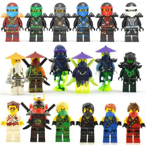 Lego China Decool Minifigures Ninjago lego ninjago minifigures al por mayor de alta calidad de
