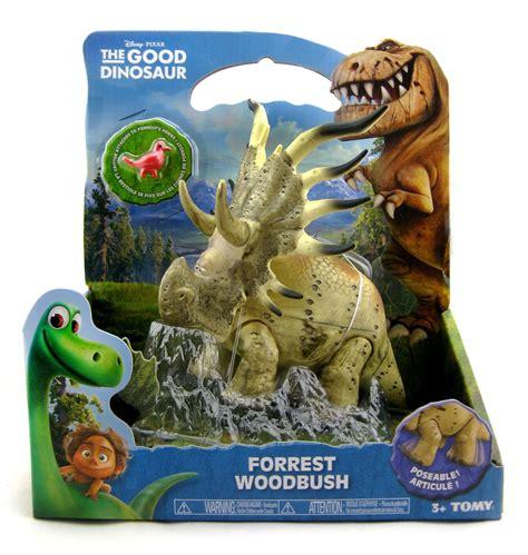 Forrest Woodbush The Dinosaur Large Figure By Tomy Original dan the pixar fan the dinosaur tomy figures