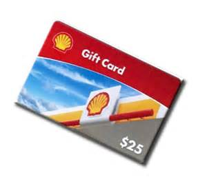 win a 25 shell gas gift card