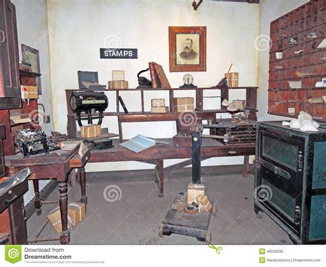 bureau de poste pr騅ost bureau de poste ancien photo stock image du americana
