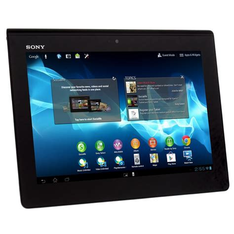 Hp Tablet Sony Xperia sony xperia tablet s review rating pcmag