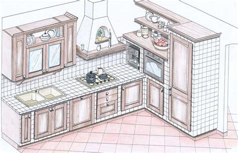in cucina da sol cucina in muratura sol 2 casa bagno a rimini